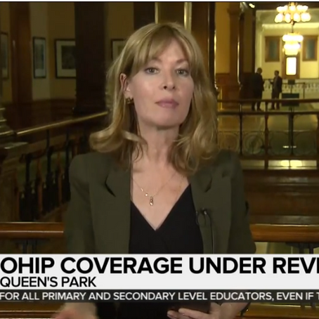 April 4, 2019: EXCLUSIVE! Changes proposed to OHIP coverage