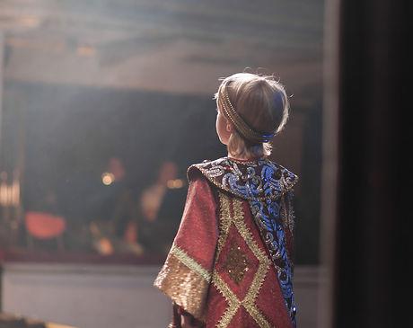 boy in medieval costume acting .jpg