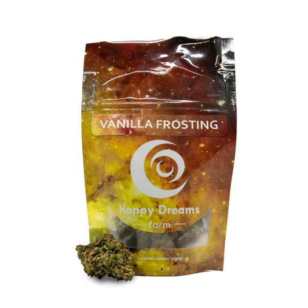 Happy Dreams - Vanilla Frosting (8th bag