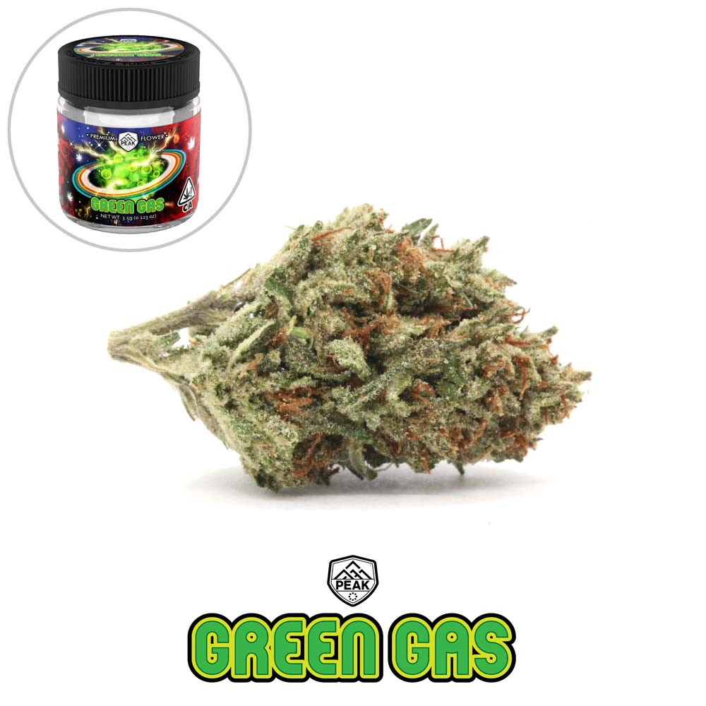 PEAK - Green Gas (flower and jar).jpg