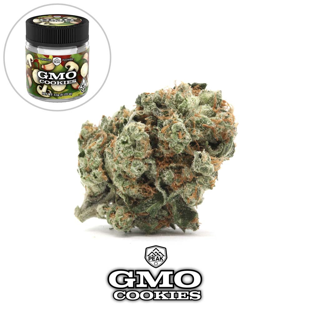 PEAK - GMO (flower and jar).jpg