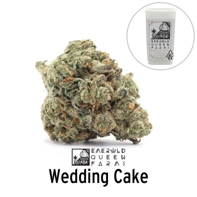 Emerald Queen - Wedding Cake (flower and