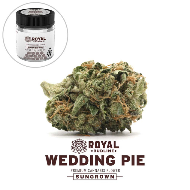 Royal Budline - Wedding Pie (flower and
