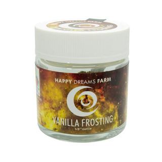 Happy Dreams - Vanilla Frosting (8th jar