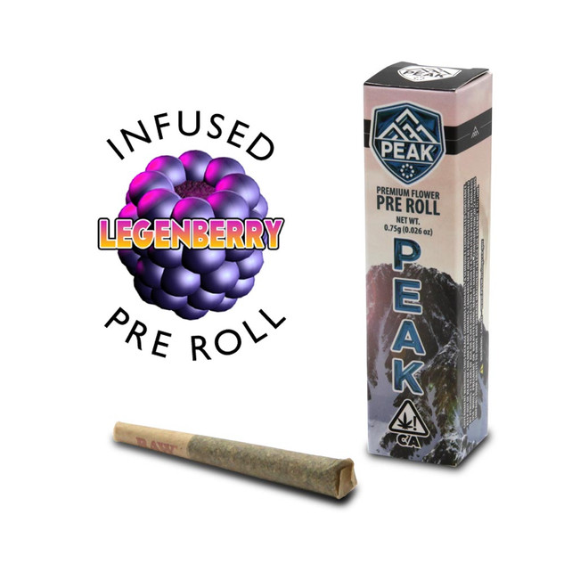 PEAK pre roll - Legenberry INFUSED.jpg