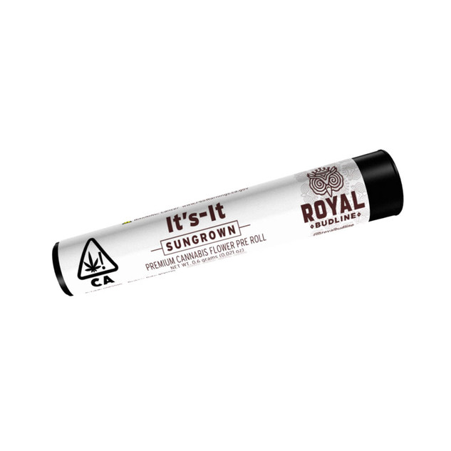 Royal Budline - It's It Pre Roll.jpg