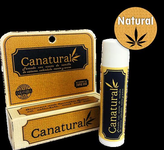 Protector Labial con Cannabis Sabor natural