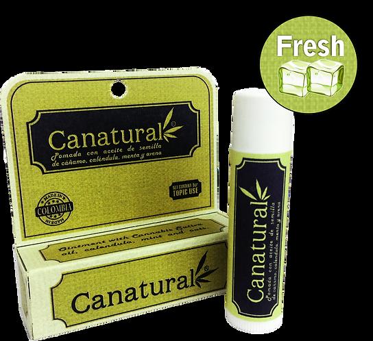Protector Labial con Cannabis Fresh