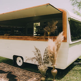 Ivy Caravan Food Truck Bespoke Catering