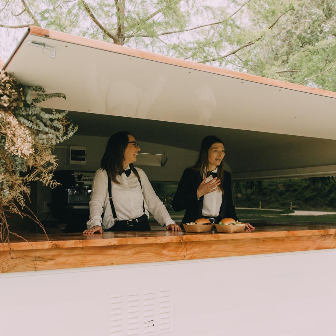 Ivy Caravan Bar Maids
