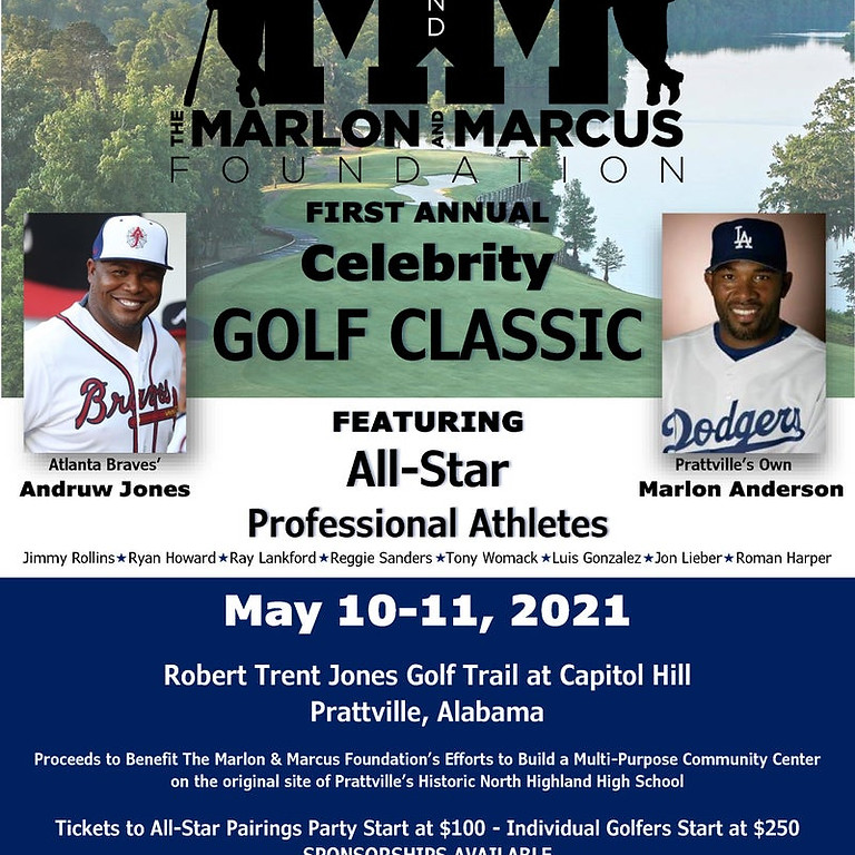 Marlon and Marcus Celebrity Golf Classic