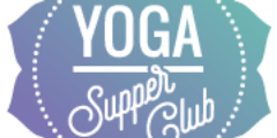 YOGA SUPPER CLUB AT MERAKI CAFE