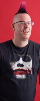 Chris J Mohawk Reed - Internationally recognised Linkedin Coach