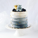 Hippo king cake