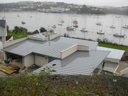 Zinc roofing plymouth