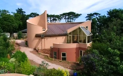 Copper Roofing Featured in Grand Designs