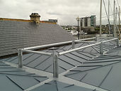 VM ZInc standing seem roofing Plymouth