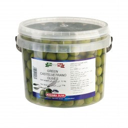 Olives Green Castelvetrano