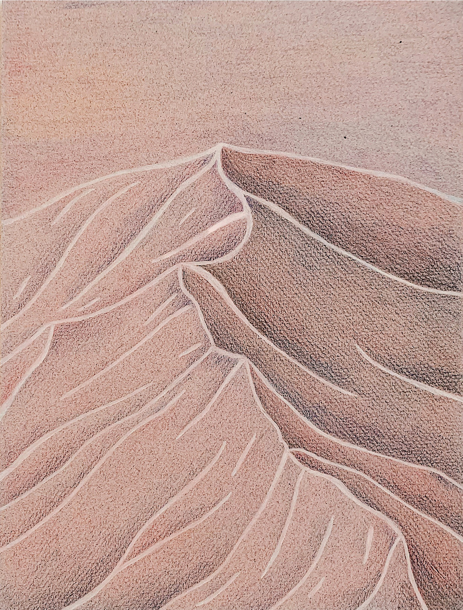 A Gentle Mountain / 2019