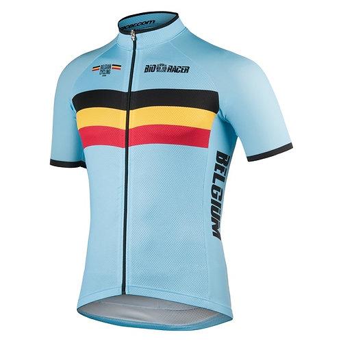 Bioracer Belgium S/S Jersey Bodyfit 2.0