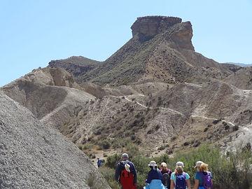 Ballade dans le désert de Tabernas