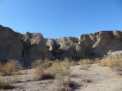 Woestijn van Tabernas Almeria