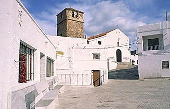 Pueblo Lucainena de las Torres