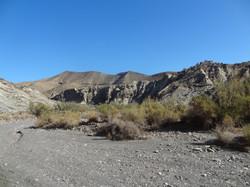 Wüste von Tabernas Almeria
