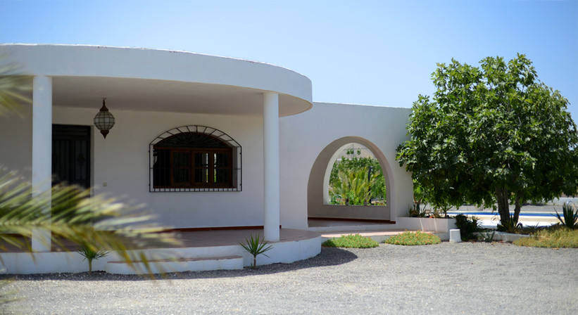 Cortijo Tabernas Almeria