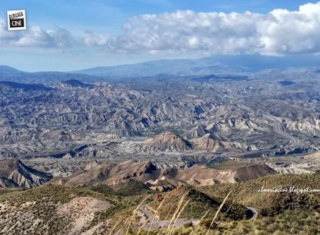 Visitez le désert de Tabernas Almería en 4x4