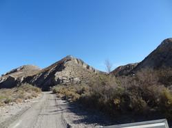 vue désert de Tabernas
