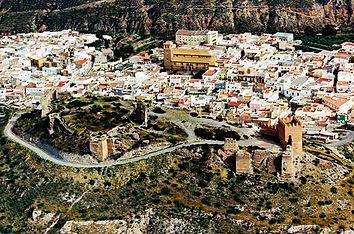 Pueblo Tabernas