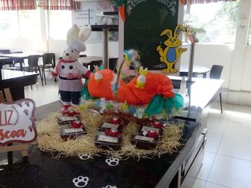 Eventos de Páscoa em nossos Restaurantes