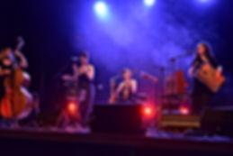 Banan'n Jug sur scène à Rodilhan