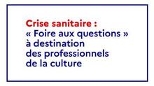 DRAC Occitanie - Une FAQ COVID 19