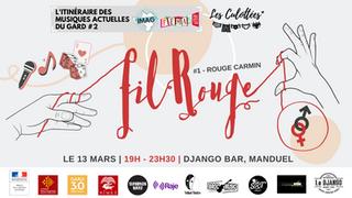 IMAG#2 - Soirée Fil-Rouge sur l'égalité femmes-hommes !