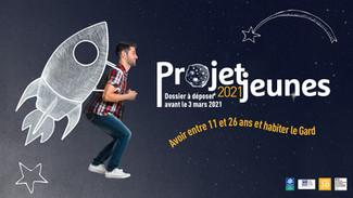Appel à projet jeunes 2021 (GARD)
