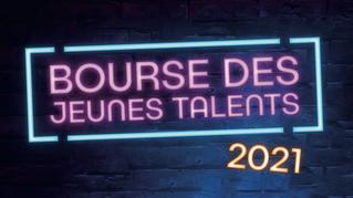 Bourse des Jeunes Talents 2021 : candidatures ouvertes