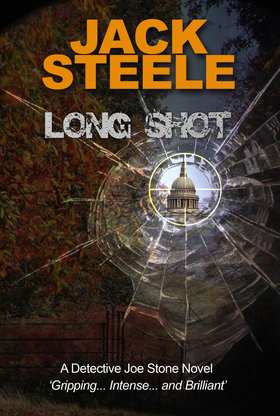 Long Shot available on Amazon for pre-release