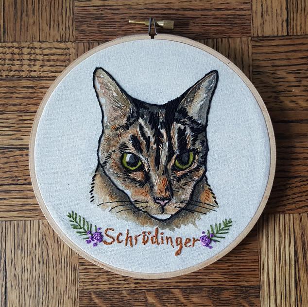 """Schrodinger"""