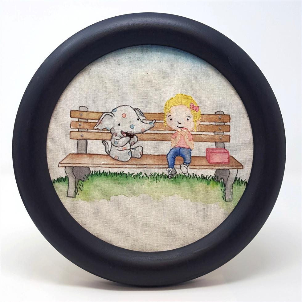Custom Nursery Artwork
