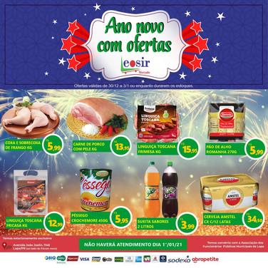 Encarte digital de supermercado