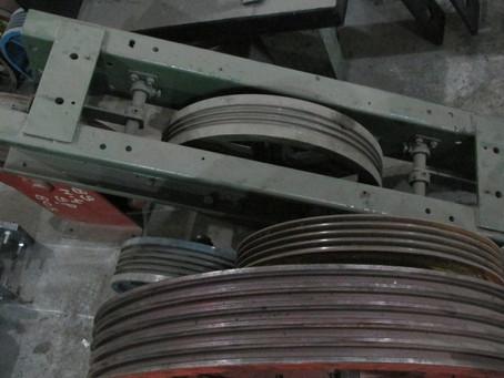 Análise do Desgaste de cabo e polia de Tração para Elevadores Elétricos