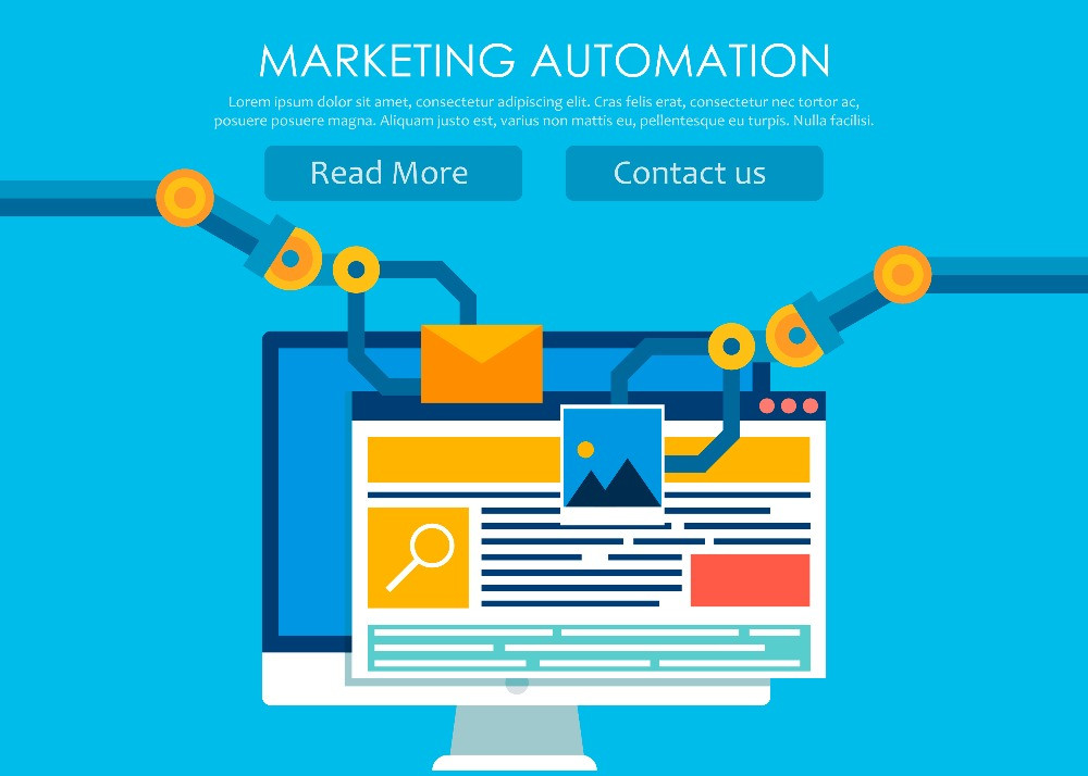 A automação de marketing nada mais é que o uso da tecnologia em prol de campanhas de divulgação e comunicação. Como exemplo, temos o disparo automático de e-mails personalizados, o agendamento de postagens nas redes sociais e os chatbots.