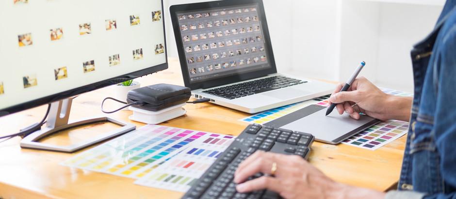 A importância do design gráfico no marketing digital