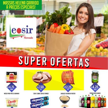 Encarte digital para supermercado