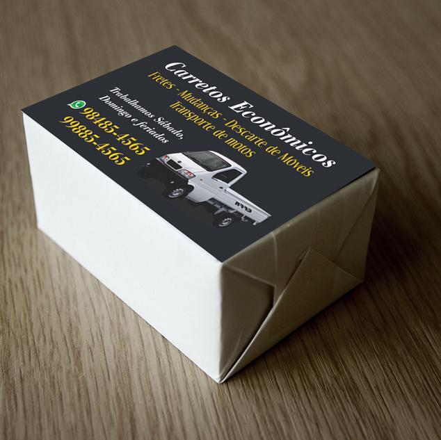 Cartões-de-Visita-frente-frete-e-mudança