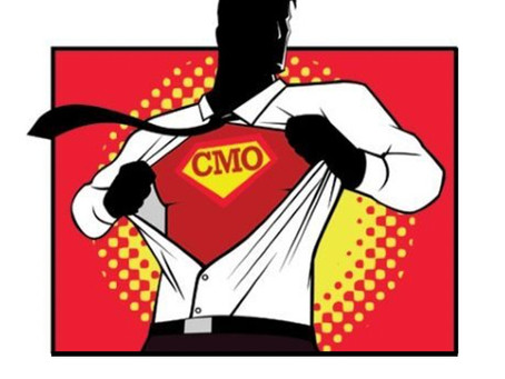 The marketing superhero | How the role of the CMO is evolving