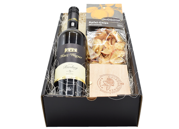 Geschenkbox Kleine Weinpause