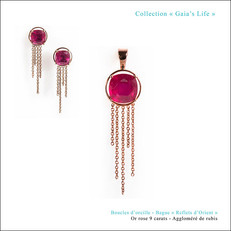 """Collection """"Gaia's Life"""""""